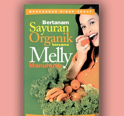 bertanam sayuran organik melly