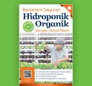 bertanam sayuran hidroponik organik