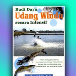 budi daya udang windu secara intensif