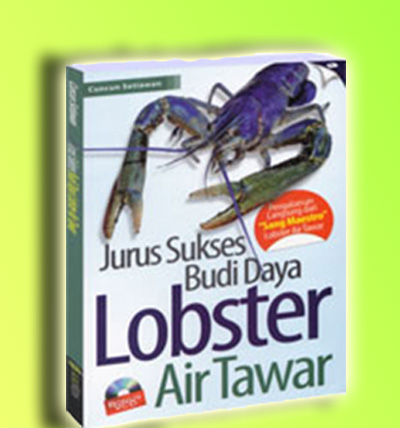 Ebook Budidaya Lobster Air Tawar