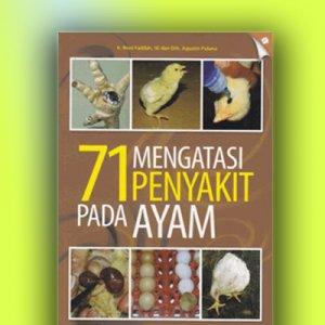 71 mengatasi penyakit pada ayam
