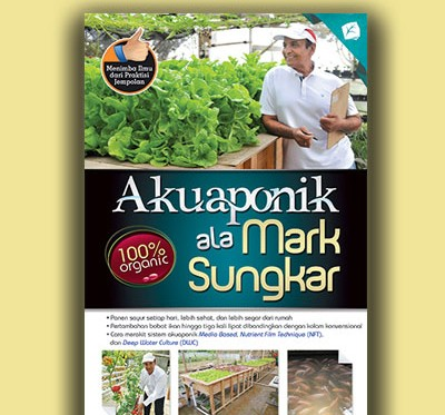 aquaponik ala mark sungkar