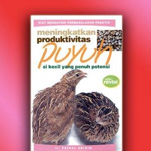 Meningkatkan Produktivitas Puyuh