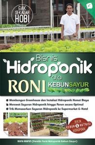 bisnis hidroponik ala roni kebun sayur