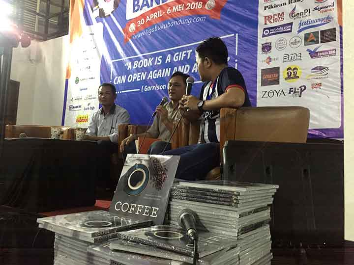 launching buku coffee agromedia
