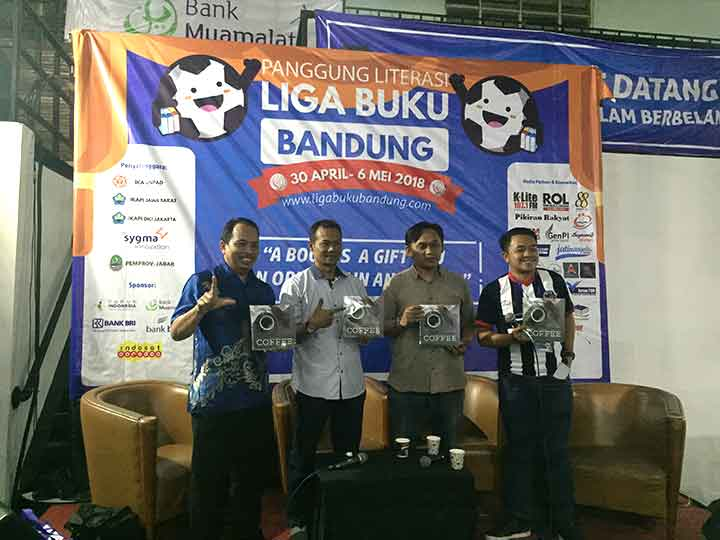 launching buku coffee