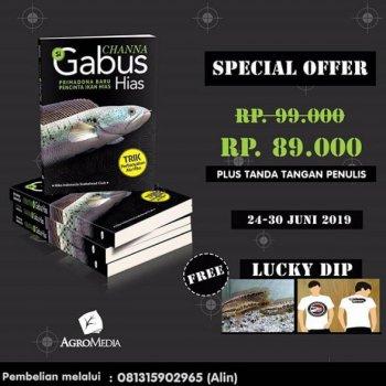 buku ikan Gabus Channa