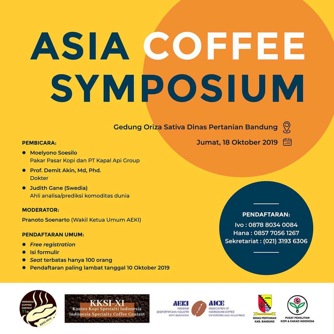 E flyer Asia Coffee Symposium