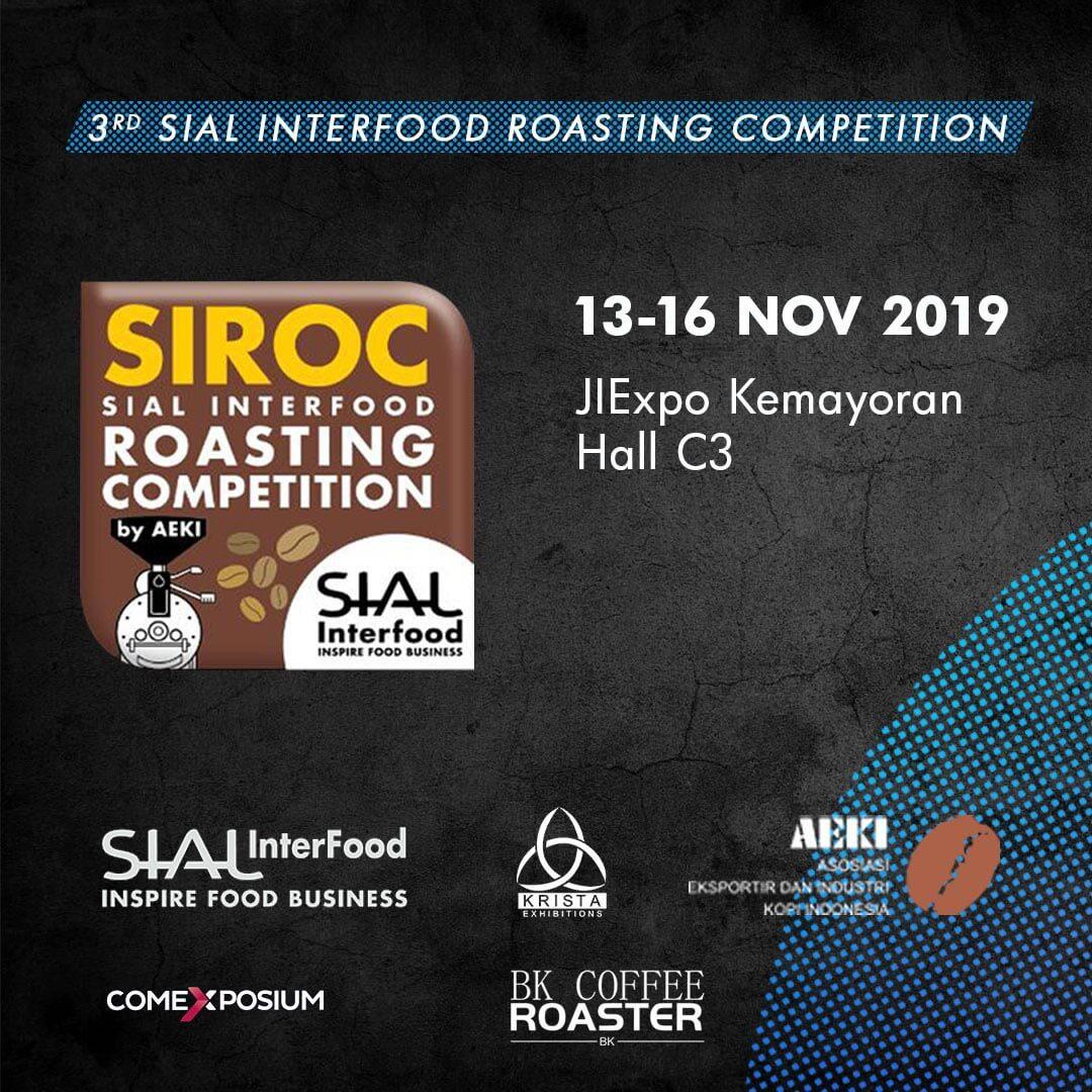 SIROC 2019