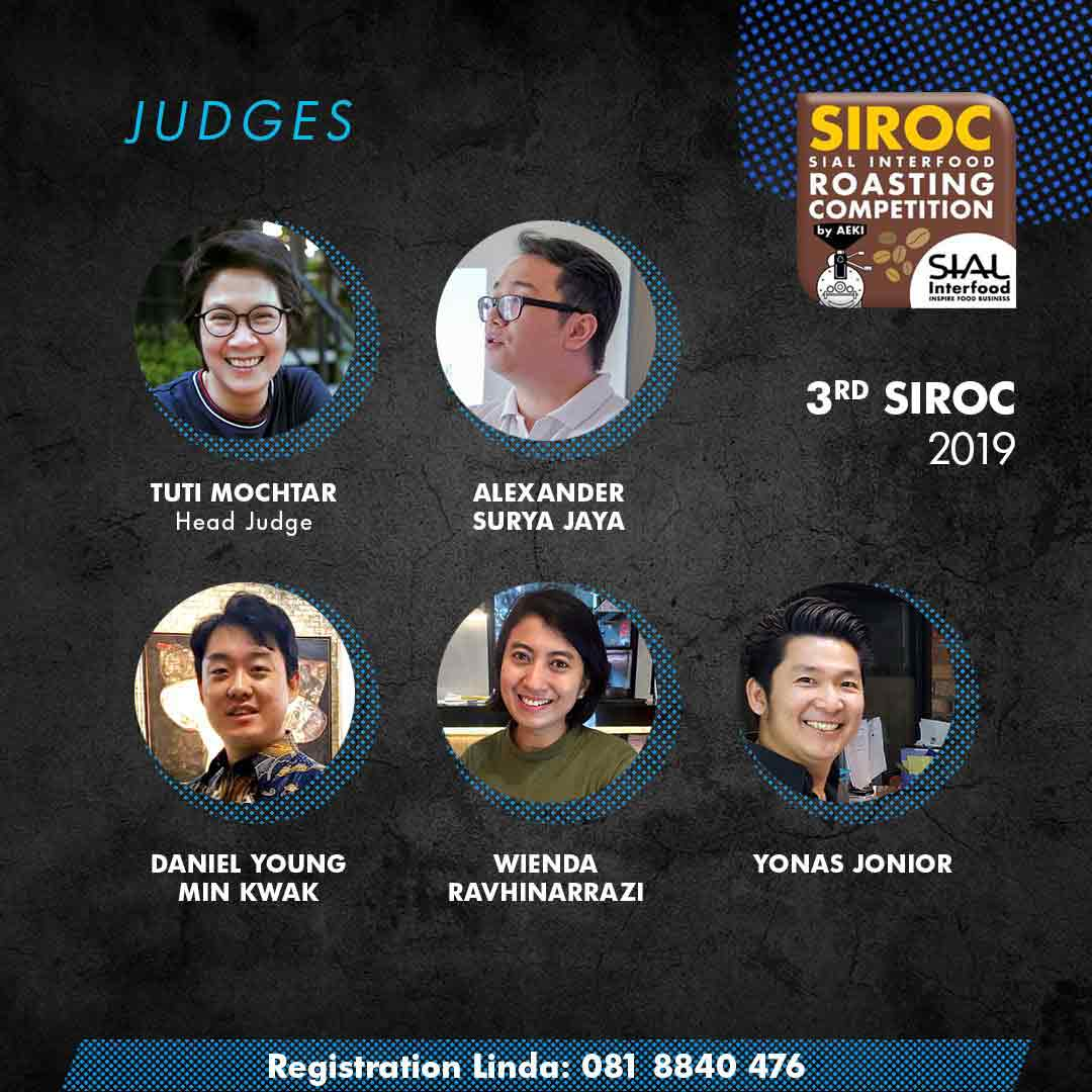 Judges Siroc