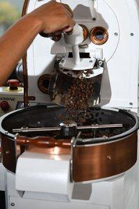 mesin roasting kopi