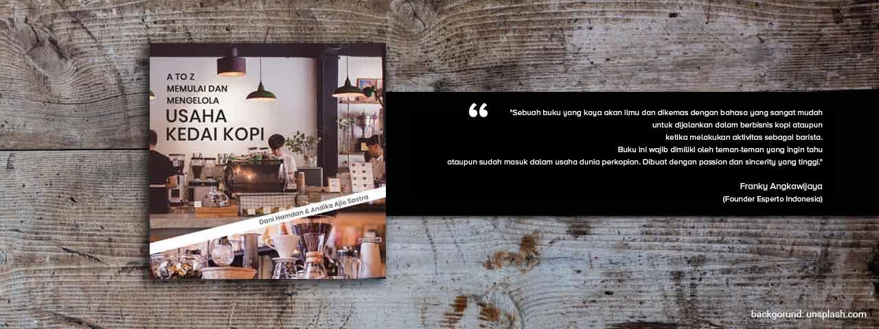 buku kedai kopi
