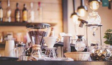 memulai usaha kedai kopi