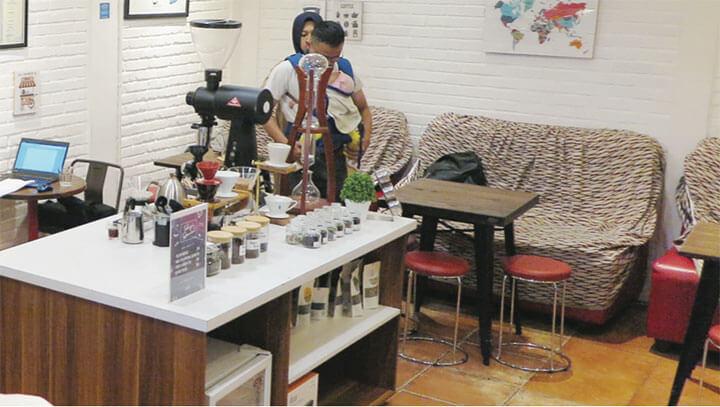 usaha kedai kopi agromedia