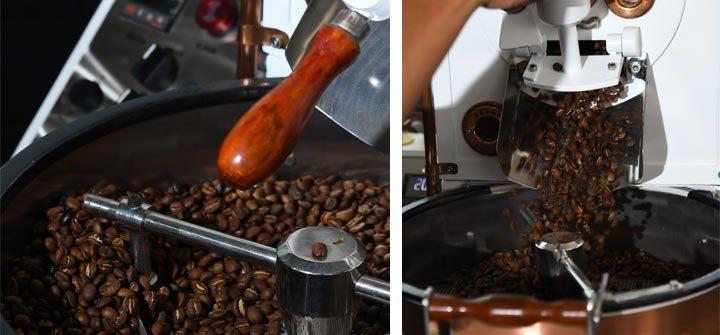 roastery kopi