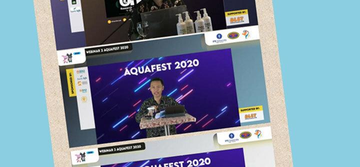 webinar aquafest 2020