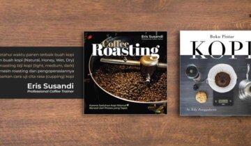 2 buku kopi raih penghargaan