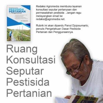ruang konsultasi seputar pestisida pertanian