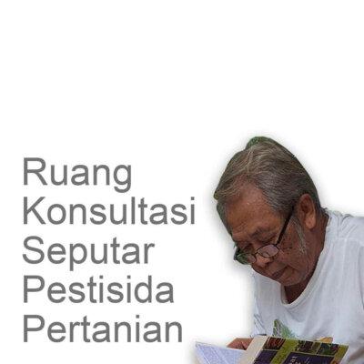 ruang konsultasi pestisida bersama Panut