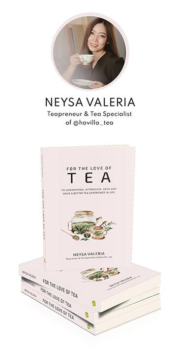 for the love of tea neysa valeria