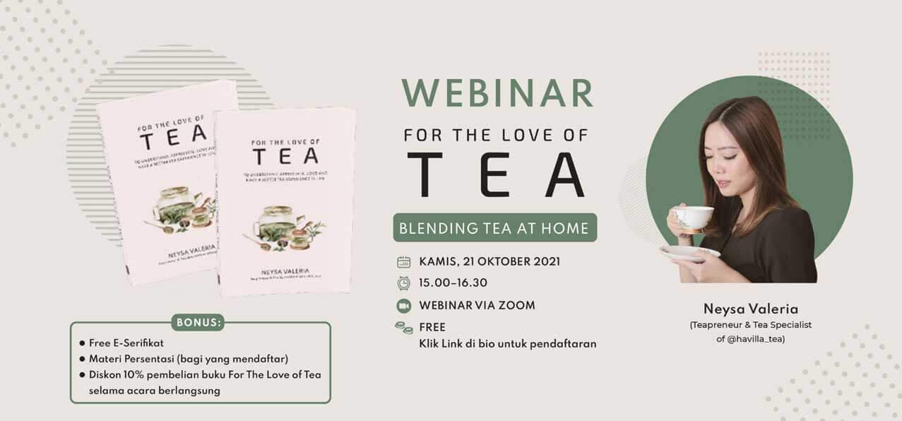 webinar tea